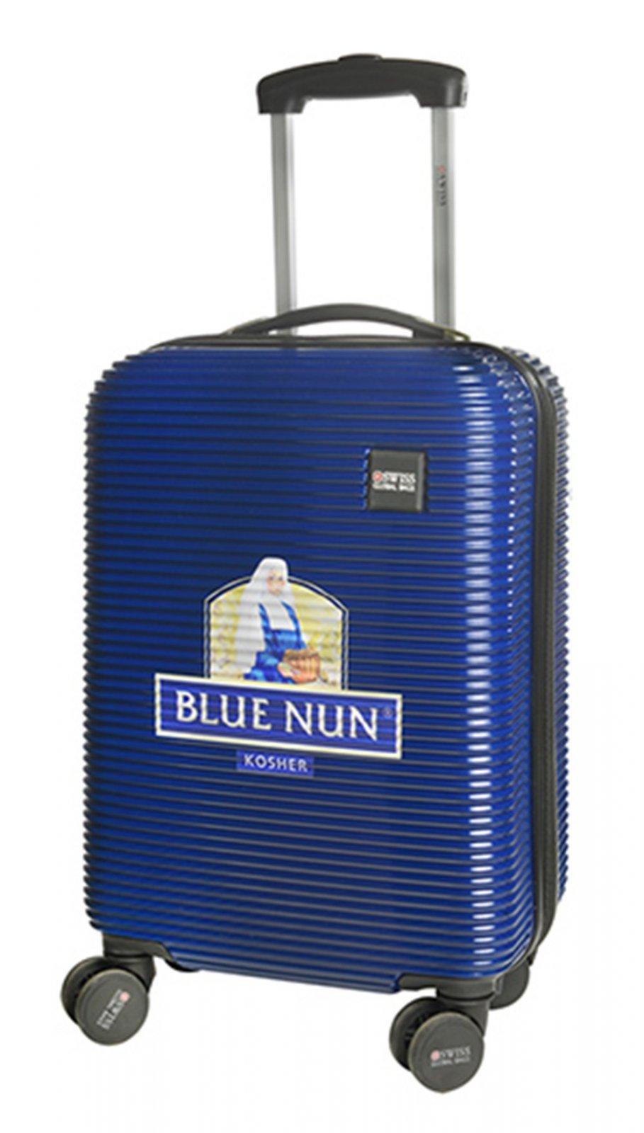 בלו נאן מארז מזוודה 4 בקבוקים