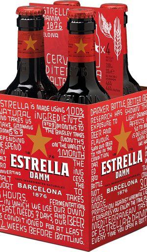 בירה אסטרייה דאם, רביעייה