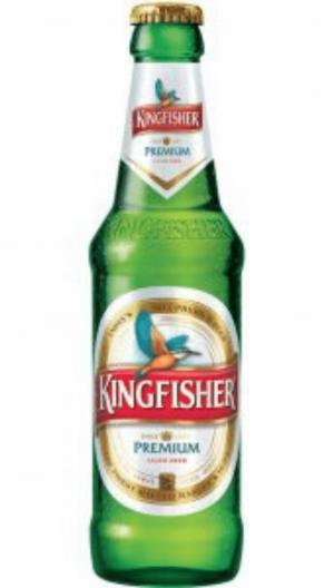 בירה קינג פישר 330 מ״ל